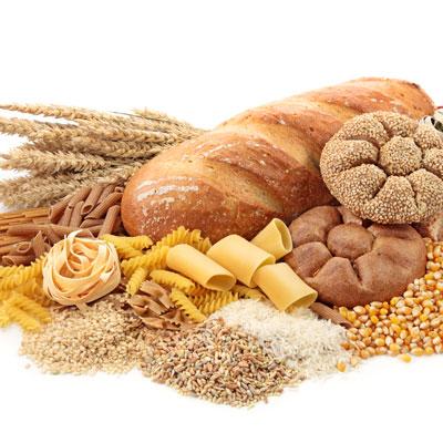 zetmeel arm dieet