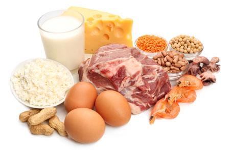 eiwitten gezond