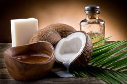 snel afvallen kokosolie